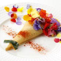 日本エスコフィエ協会認定ディシプルシェフ吉澤寛のフランス料理は味にも見た目にもこだわった絶品です