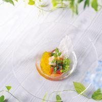 Wedding Menu Summer:冷前菜