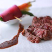 産地にもこだわったお肉やお野菜をお楽しみください♪