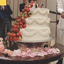 オリジナルケーキ②