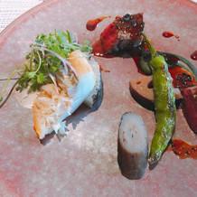京都で人気の甘鯛も使えます。