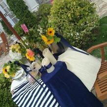 ガーデン生花