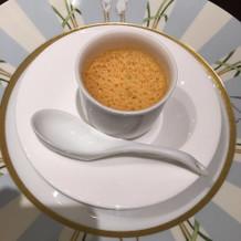 洋風の茶碗蒸し