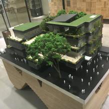 施設の模型