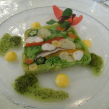 お料理はどれも美味しく、好評でした。