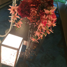 チャペルに灯篭はアカガネオリジナリル