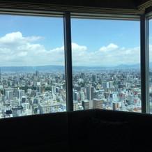 36階からの眺め