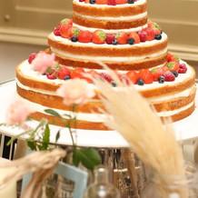 イメージ通りのケーキでした!