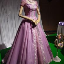 ラプンツェルドレス