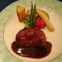 お肉が柔らかくとてもおいしかったです。