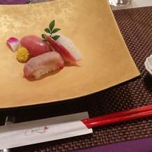 和食(寿司)