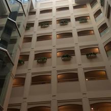 提携の銀座クレストンホテル