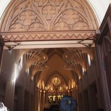 大聖堂入口