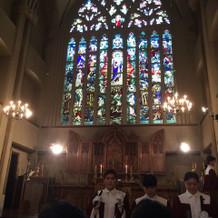 大聖堂。めっちゃ立派だった。