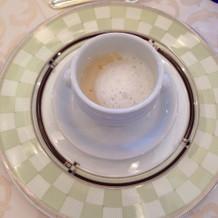 スープ、かなり美味しい