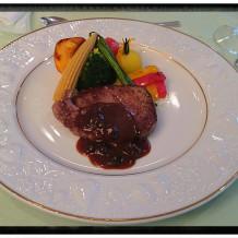 洋食 お肉