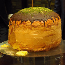 たこ焼きウェディングケーキ
