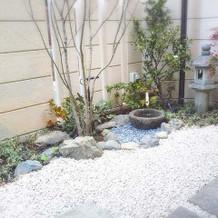 栗吉のお庭