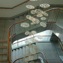 階段がすてき