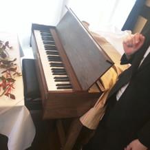 かわいいピアノ!