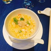海鮮スープチャーハン
