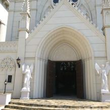 大聖堂出口