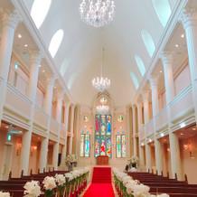 大聖堂の大きさに感激しました。