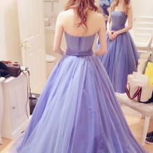 シンデレラのようなドレス