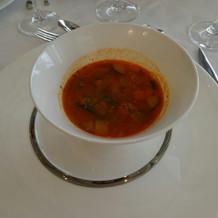 野菜のスープです