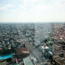19階からの眺め