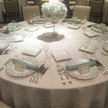 GINGAのテーブルです