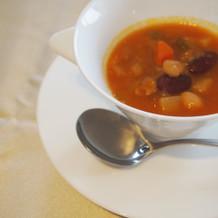 かぼちゃのスープの代わり