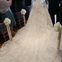 ウェディングドレス:ベルジーク