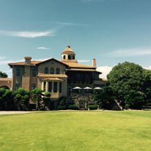 ジェームス邸本館