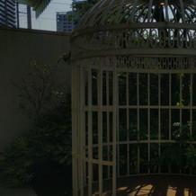 素敵なお庭1