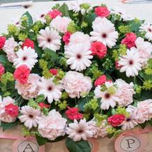 高砂・装花