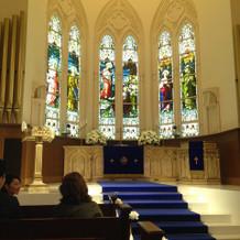 海外の教会で使われていたステンドグラス