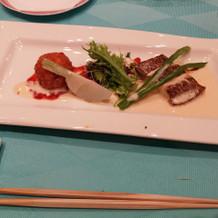 お魚 とても美味しかったです