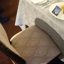 椅子が可愛かったです