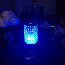 テーブルの上のおしゃれな装飾