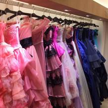 ドレスサロン カラードレス