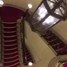 建物の階段も素敵です。
