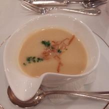 淡路玉葱のスープ