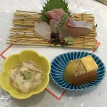 和風の料理