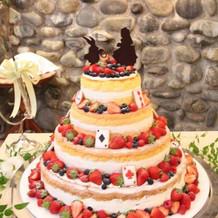 ケーキ 全体