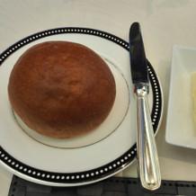 米粉パン 熱々だと美味しいと思う