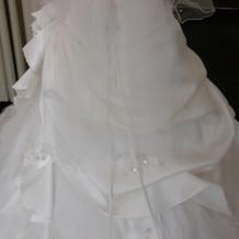 白ドレス4