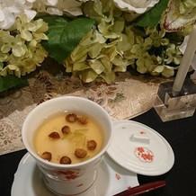 茶碗蒸し(ごはん入り)