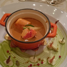 フレンチ②スープ