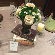 ゲストテーブル4千円